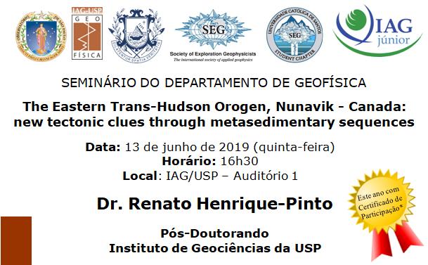 SBGf - Sociedade Brasileira de Geofísica